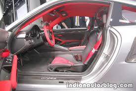 2018 porsche 911 interior. perfect interior 2018 porsche 911 gt2 rs 9912 interior at iaa 2017 with porsche