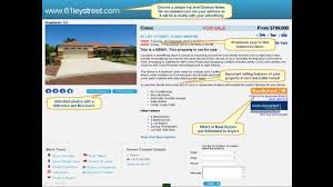 sale property online free how to sell property your self free demo real estate website youtube