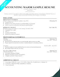 Sample Resume For Students With No Experience