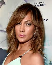 Jennifer Lopez New Hair Style Jennifer Lopez Shoulder Length Hairstyles Looks Stylebistro 7059 by stevesalt.us