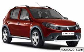 renault sandero 2018. fine renault and now they were joined by another psevdovnedorozhnik well known to  russians 20182019 renault sandero  intended renault sandero 2018