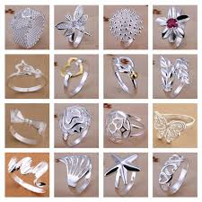 Details About Uk 925 Silver Plt Statement Ring P 1 2 Size Ladies Gift Thumb Toe Open Finger