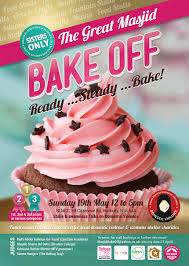 events kristiane backer tv presenter journalist and author of masjidbakeoff a3poster