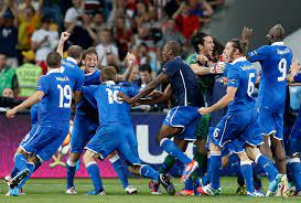 Euro 2012 — Italy Secures Spot in ...