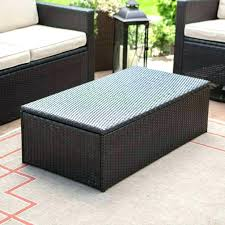 wicker coffee table with glass top wicker and glass coffee table white wicker coffee table black