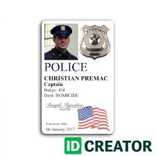 employee badges online vertical police badge call 1 855 make ids with questions