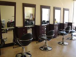 Decorating Innovations Korean Hair Salon With Attractive Lighting