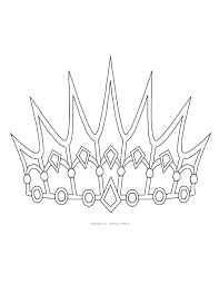 • a.pdf file available for instant crafts,actvities and worksheets for preschool,toddler and kindergarten.free printables and activity pages for free.lots of worksheets and coloring pages. Free Printable Princess Crown Shapes Print Princess Crown Crown Template Crown Printable Printable Templates Pattern
