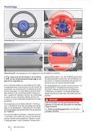 Handleiding Volkswagen Up Pagina 70 Van 272 Nederlands