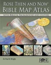 Rose Book Of Bible Charts Maps And Time Lines Full Color