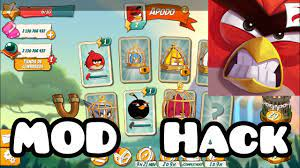 Angry Birds 2 Hack/Mod APK 2.42.0 - Unlimited Gems, Unlimited Energy,  Unlimited Pearls