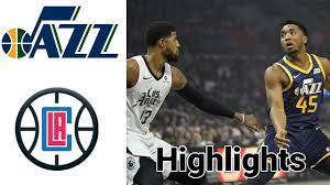 Jazz vs Clippers HIGHLIGHTS Full Game
