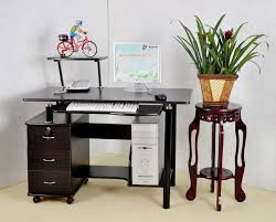 home office furniture office workspace modern computer desk idea for simple home office interior design with cheap home office