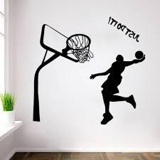 nba wall murals regarding most cur art astounding basketball decor