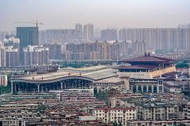 Wuchang railway station