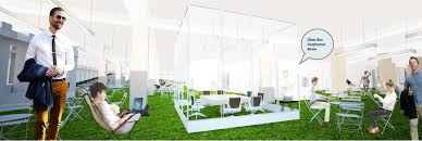 outdoor office space. open offices outdoor office space