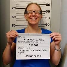 AMY LEIGH SIZEMORE Inmate 519082: New Mexico DOC Prisoner Arrest ...