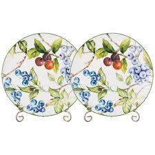 <b>Набор тарелок</b> 22 см <b>MIMOSA PRAGUE</b> DEGRADE (539117 1643 ...