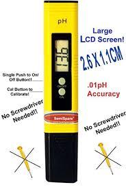 Ph Meter Calibration Semispare Pocket Digital Ph Meter With Auto Calibration Ph 02 No