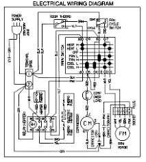 air conditioners and heat pump electrical wiring diagram sanyo air conditioners and heat pump electrical wiring diagram