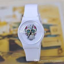 transparent jelly watches online transparent jelly watches for new arrival women mens transparent watches jelly silicone belt skull fruit watch casual simple transparent watches ladies dress wristwatch