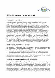 037 Marketing Plan Executive Summary Sample Business Example