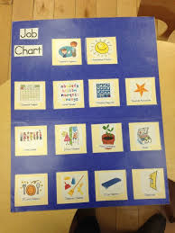 Chart Activities For Preschool Awesome Chart Ideas For Preschool Preschool Job Chart