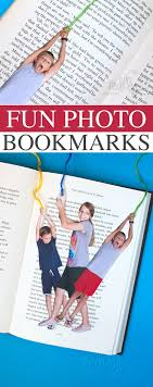 great diy gift idea for mom dad or grandpas homemade personalized bookmarks