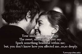 K with the right and cute things to say to your girlfriend, you can get her to completely fall head over so stay with me because i'm going to help you build your way to a woman's heart with sweet, cute, and. 30 Funny Quotes For Girlfriend To Make Her Calm Down