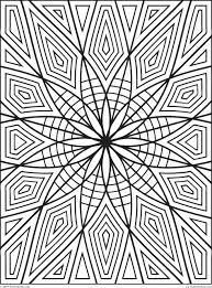 Cool Tessellations Designs Color Pages Coloring Pages Printable Pattern Geometric