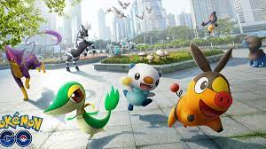 Pokémon GO - 5. Generation: Alle Pokémon, Ei-Monster und Shiny-Wesen