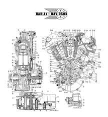 image result for harley knucklehead art engine art image result for harley knucklehead art