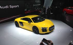 new car launches audiAudi launches new R8 V10 Plus for Rs 247 crore  Auto Expo 2016