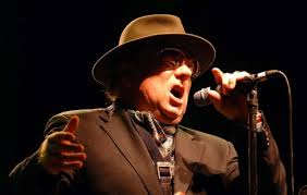 They Say It's Your Birthday: Van Morrison - Cover Me