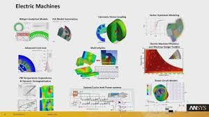 Multiphysics Simulation By Design For Electrical Machines Ansys Back To School Electric Vehicles Design With Simulation