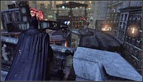 infiltrate the steel mill (part 2) main story batman arkham Batman Arkham Knight Complete Map at Batman Arkham City Fuse Box Steel Mill