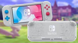 Pokemon Sword and Shield Special Edition Nintendo Switch Lite Revealed - IGN