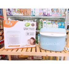 Máy tiệt trùng sấy khô UV Fatz Baby FB4700KM - Máy tiệt trùng, hâm sữa  Thương hiệu Fatz baby