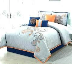 blue bedroom sets for girls. Orange And Blue Comforter Sets Full Size Bed Medium Of Queen Set Bedding  Light Pink Beddin Bedroom For Girls