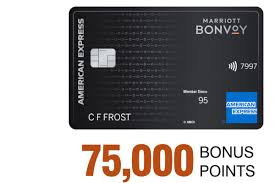 Earn Loyalty Points With Your Credit Card Marriott Bonvoy