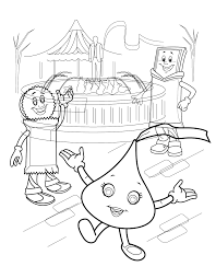 Small Picture Hershey Kiss Coloring Page FunyColoring