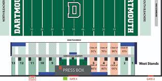 Alumni Stadium Seating Chart Dcad Football Alumni Page