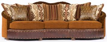 Southwestern Living Room Furniture Luxury Southwestern Style Large Family Room Sofa Or Couch