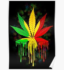 Rasta Colors Posters Redbubble