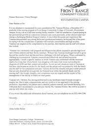 reference letter for nurses sample  cover letter templates cover letter sample for rn of recommendation wording