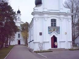 Кресто воздвиженская церковь Жировичи Свято Успенский  Кресто воздвиженская церковь Свято Успенский Жировичский монастырь