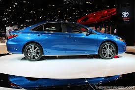toyota camry 2016 special edition. Interesting Edition Inside Toyota Camry 2016 Special Edition
