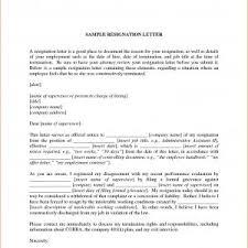 Format Of Resignation Letter Of Employee Fresh Best S Of Employee ...