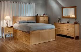 BURLINGTON Collection Vermont Made Furniture - Burlington bedroom furniture