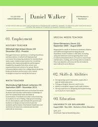 Resume Samples For Teachers 2017 Resume 2017 For Teacher Resume
